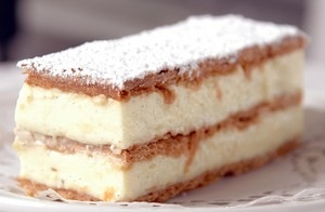 французский рецепт торта наполеон